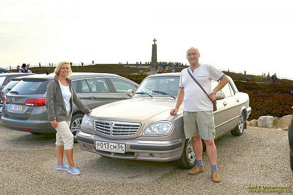 Мыс Кабу да Рока - самая западная точка континентальной Европы.