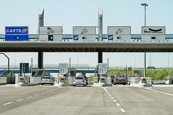 Оплата дорог в Европе, процесс оплаты