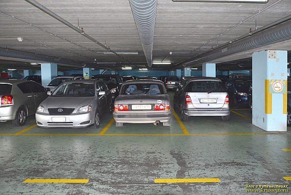Парковка, Сан-Марино