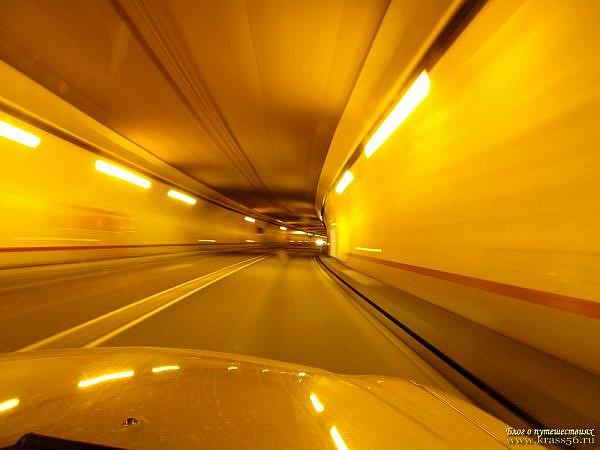 Тоннель Энвалира, Андорра