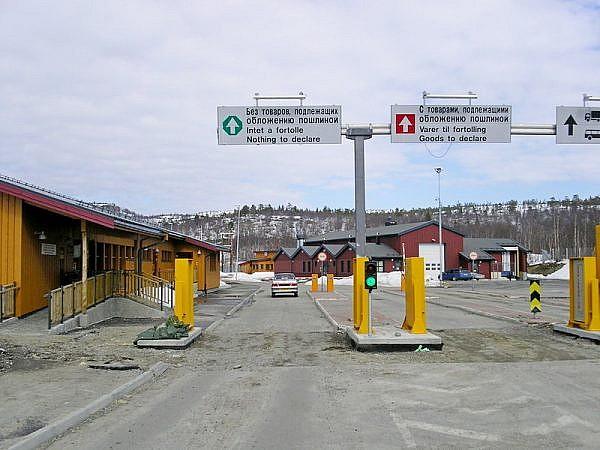 Коридоры для пересечения границы