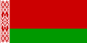 Флаг Белоруссия