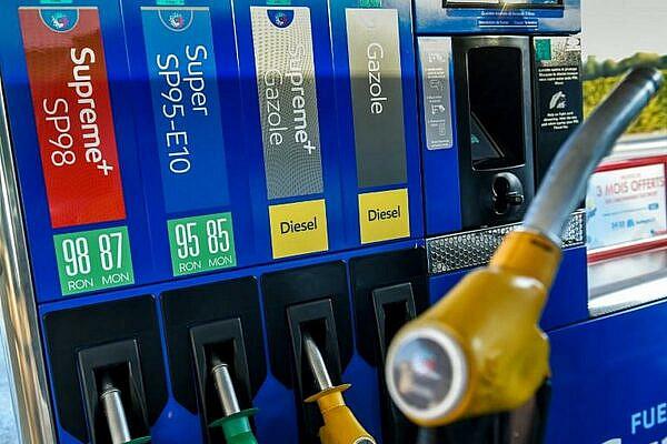 Маркировка бензина на европейских АЗС