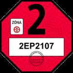 Экологические зоны и экологические наклейки в Чехии
