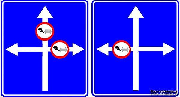 Знаки на въезде в экологическую зону в Бельгии