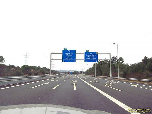 Автомагистрали в Европе