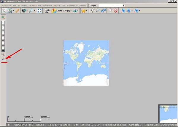 Создание и использование автономных карт для программы OSMAnd