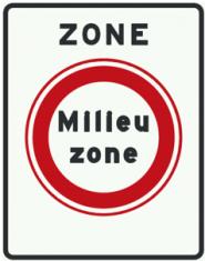 Экологические зоны в Нидерландах